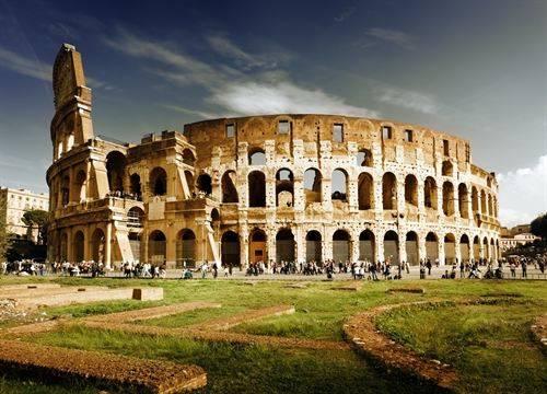 Mapa Tours Roma Año Nuevo