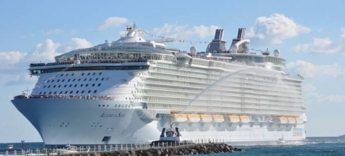 Los cinco cruceros más imponentes del mundo 2