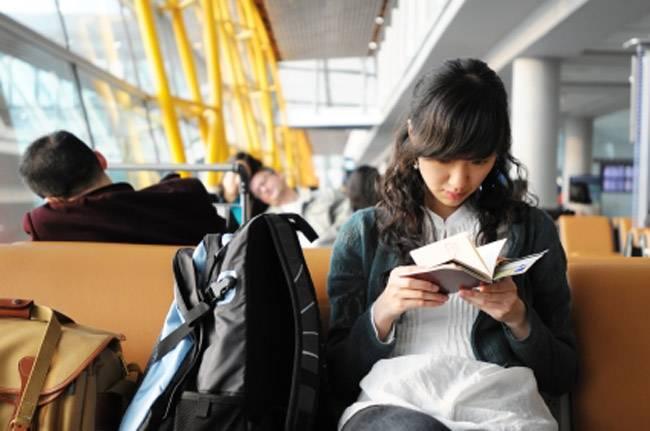 ¿Cómo matar el tiempo en el aeropuerto?