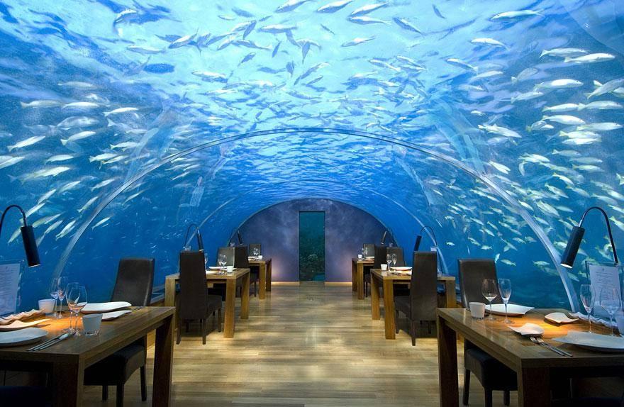 Conrad Maldives, Rangali Island 1 - hoteles increíbles