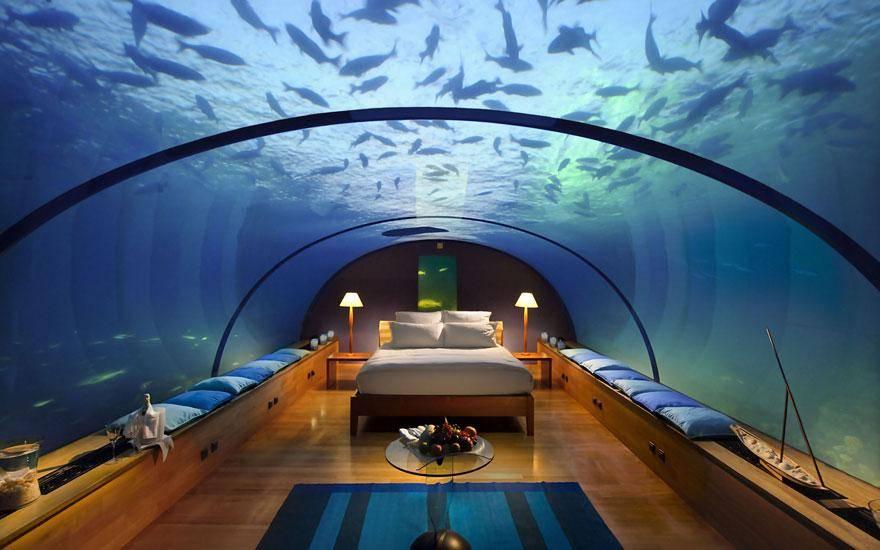 Conrad Maldives, Rangali Island 2 - hoteles increíbles