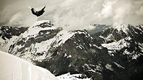 Las fotografías más impresionantes de esquí sobre la nieve 2