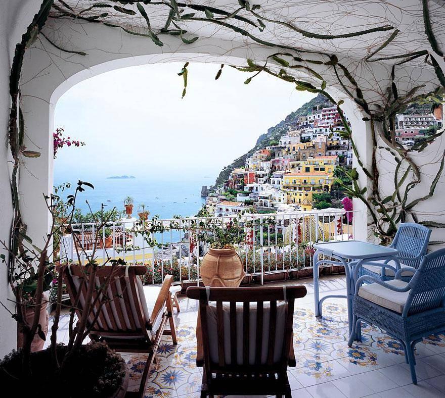 Hotel Le Sirenuse, Amalfi Coast, Italy - hoteles increíbles