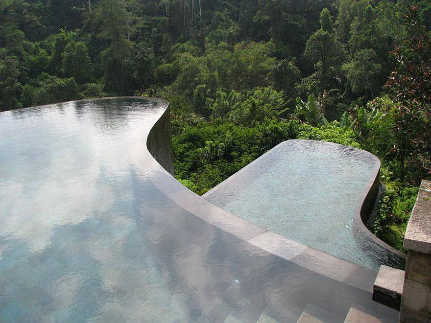 Hotel Ubud Hanging Gardens, Indonesia 1 - hoteles increíbles