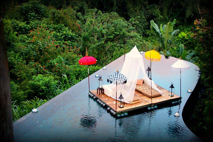 Hotel Ubud Hanging Gardens, Indonesia 3 - hoteles increíbles