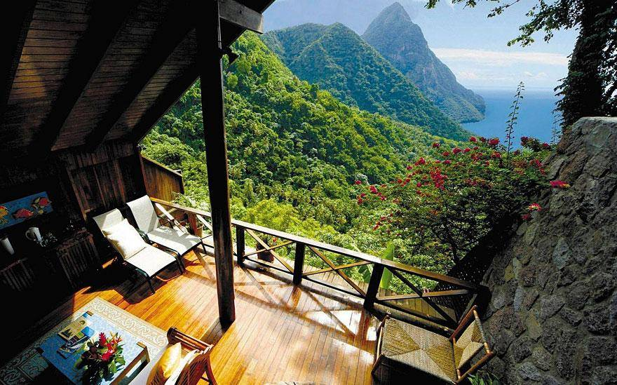 Ladera Resort, St. Lucia - 1