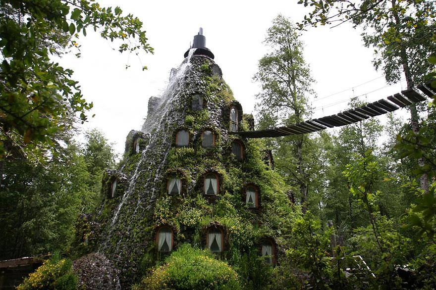 Montana Magica Lodge, Chile - hoteles increíbles