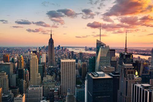 Nueva York fotografías