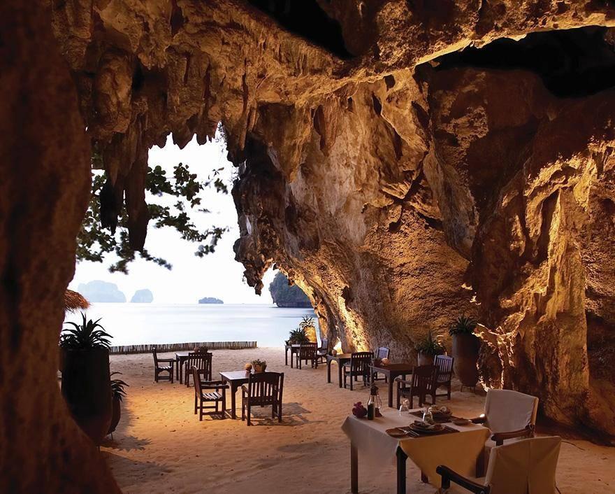 Rayavadee Krabi, Thailand 1 - hoteles increíbles