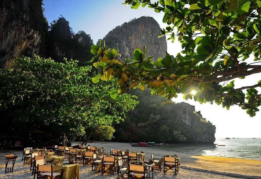 Rayavadee Krabi, Thailand 2 - hoteles increíbles