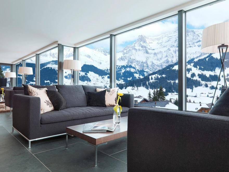 The Cambrian Hotel, Adelboden, Switzerland - hoteles increíbles