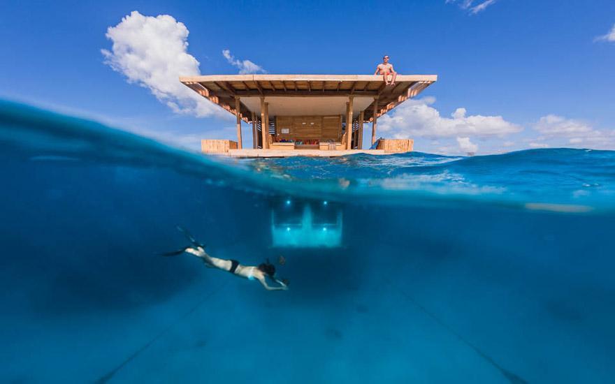 The Manta Resort, Zanzibar 2 - hoteles increíbles