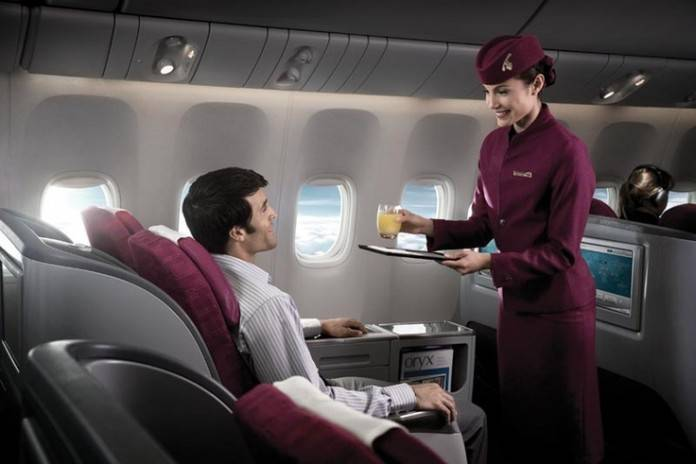 Vuelos en Business Class por Qatar Airways 2