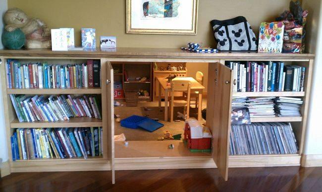 cosas caras - un cuarto secreto para los ninos