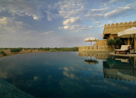 Mihir Garh es el hotel más extraordinario del mundo 1