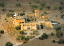 Mihir Garh es el hotel más extraordinario del mundo 4