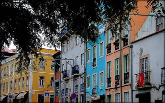 Galerías de arte en Lisboa