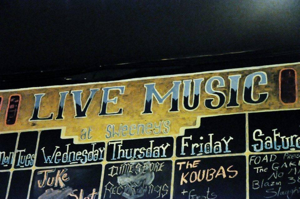 Live music - pubs de Dublín