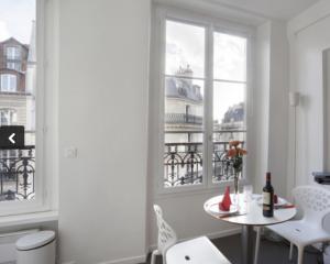 Apartamento romántico en París