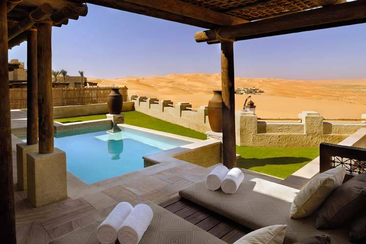 4. United Arab Emirates - Qasr-al-Sarab