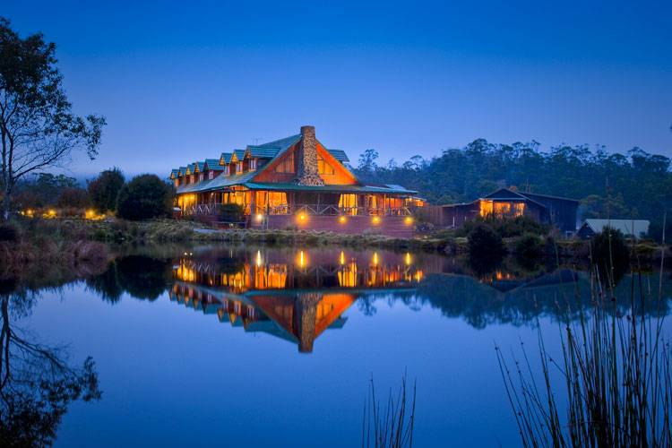 5. Hotel Tasmania, Australia - Cradle-Mountain-Lodge