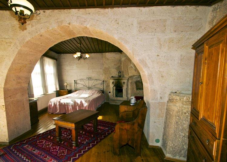 7. Hotel Cappadocia, Turkey - Taskonak