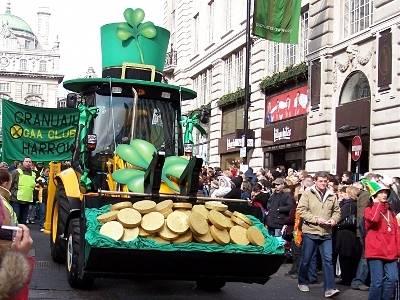 Celebramos San Patricio fuera de Irlanda3