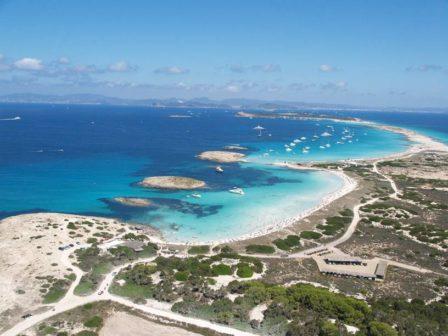 La playa de Illetes, en Formetera, de las mejores del mundo 1