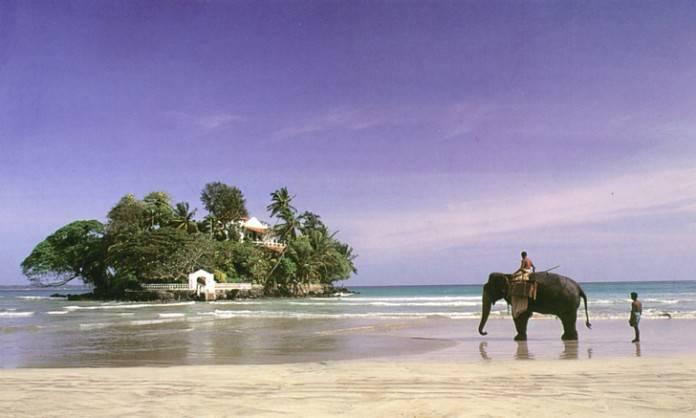 Sri Lanka quiere convertirse en un destino turístico 2