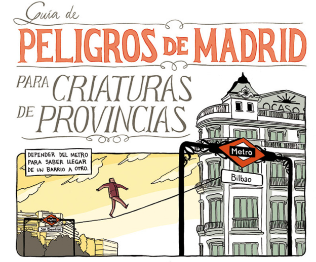 peligros de Madrid 1