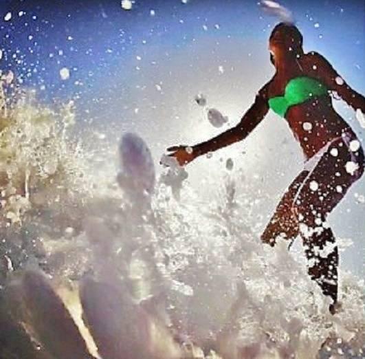 Go pro surf