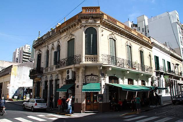 Bar La Poesía Buenos Aires