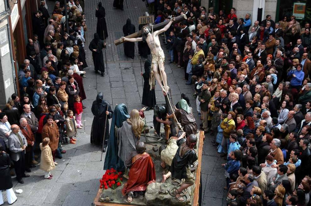 Castilla y León Semana Santa