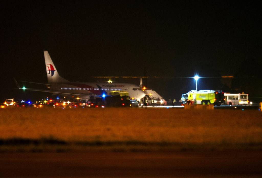 MH192 Malaysia Airlines