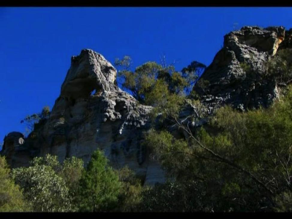 Parque nacional Carnarvon