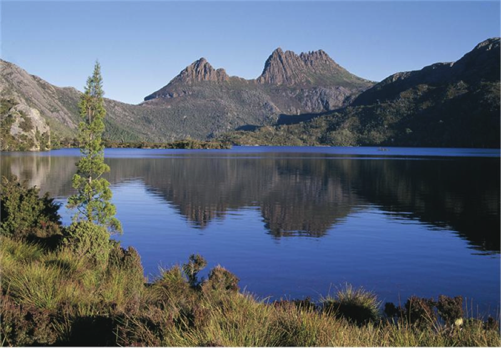 Parque nacional Cradle Mountain-Lake St. Clair