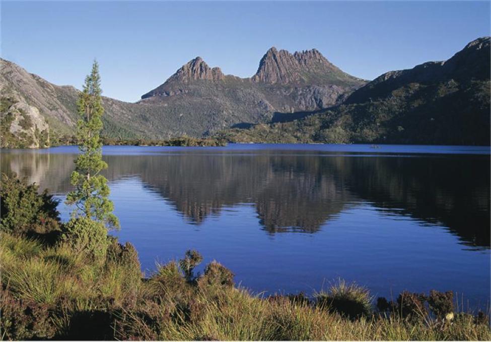 Parque nacional Cradle Mountain-Lake St. Clair