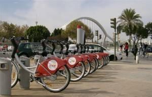 Sevilla en bici