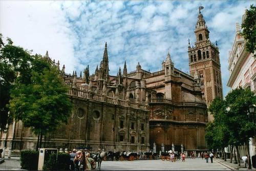 catedral sevilla monumentos españa