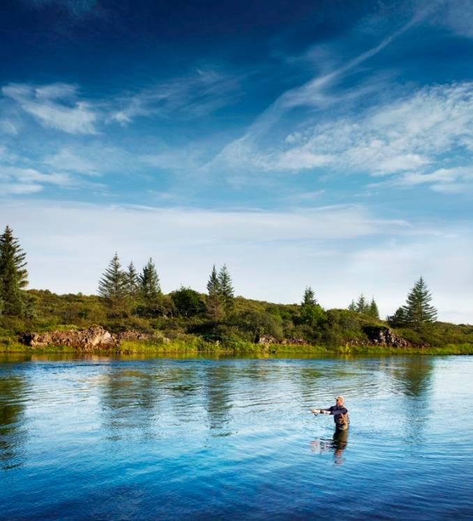La pesca en Islandia