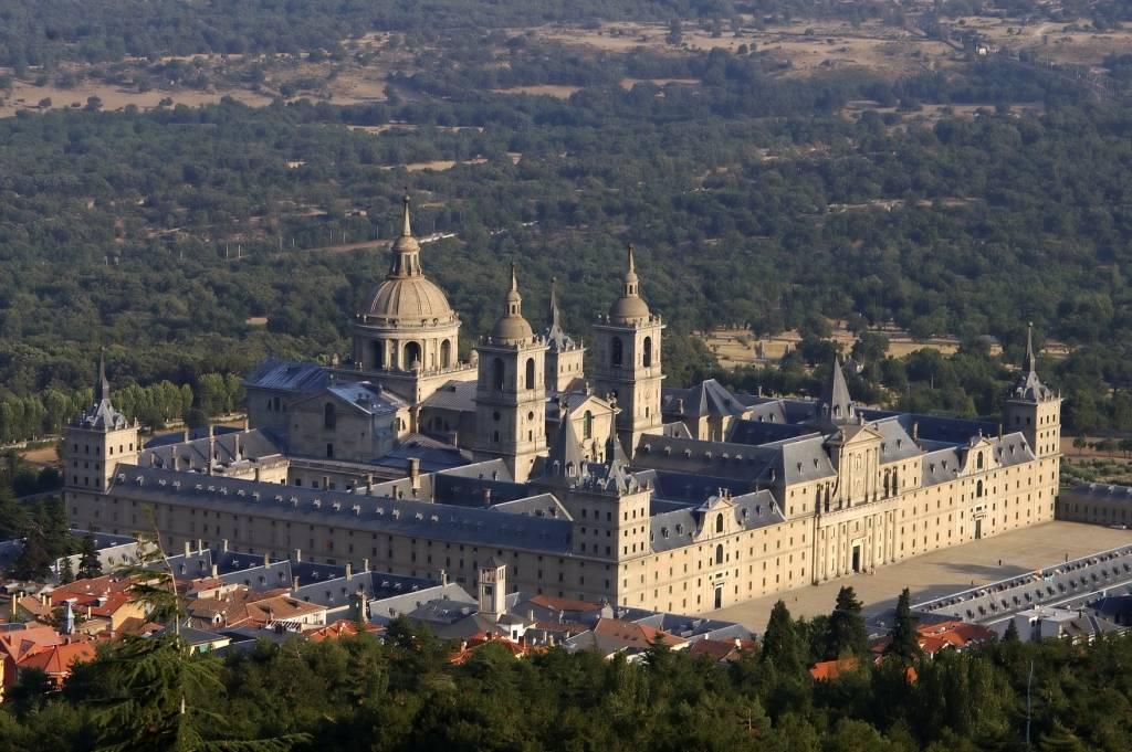 monasterio escorial monumentos españa