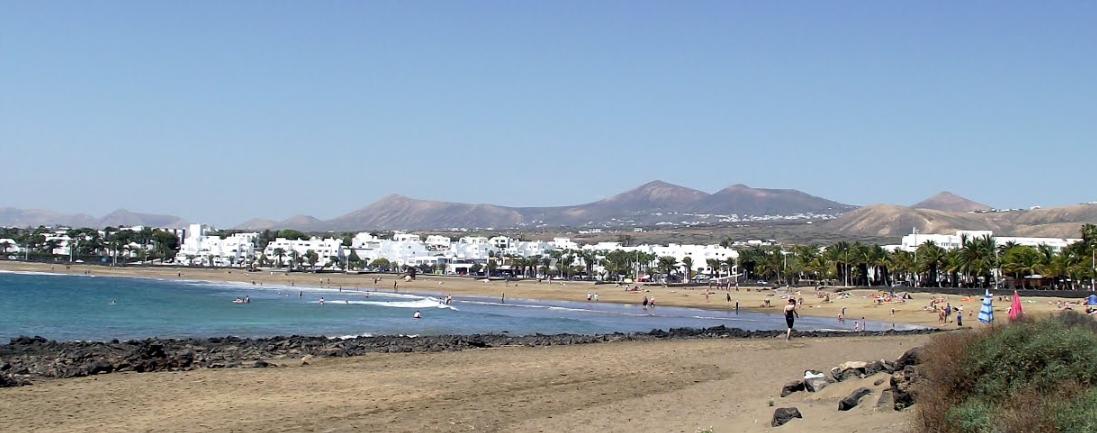 playa las gaviotas tenerife