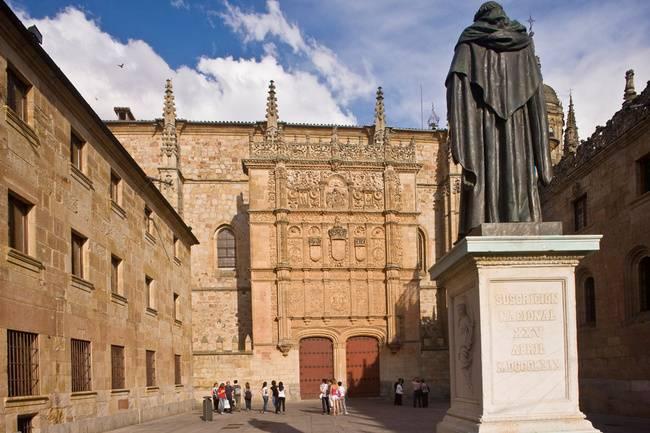 universidad salamanca monumentos españa