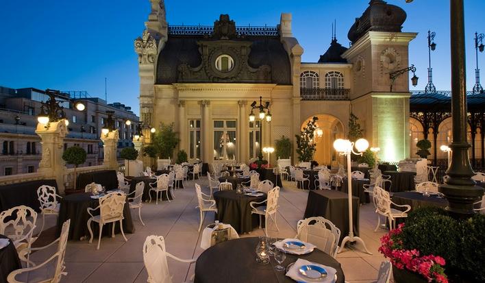 Terraza casino madrid
