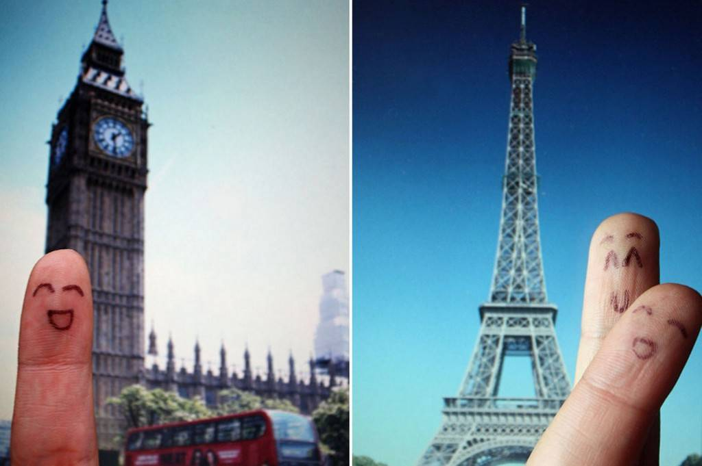 Finger tourism