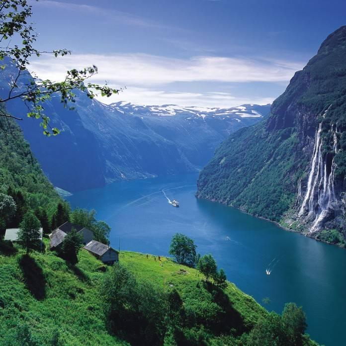 Viaja a Bergen y Stavanger y descubre los Fiordos Noruegos 2