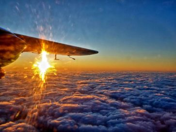 16 razones por las que pedir asiento con ventanilla en el avión 21