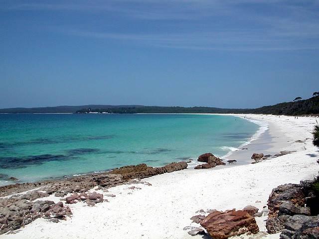 hyam beach