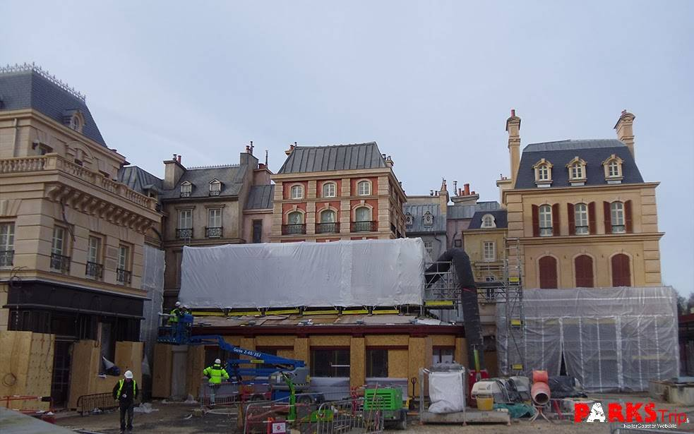Photos exclusives de Ratatouille au parc Walt Disney Studios 5