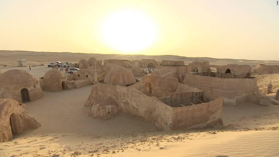 desierto de tunez